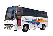 天台観光バス